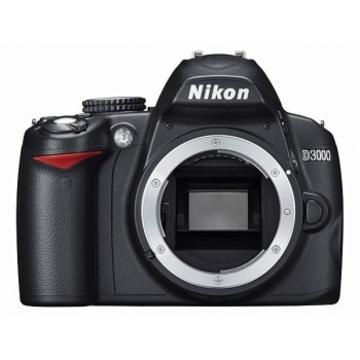 Nikon D3000 Kit 35mm