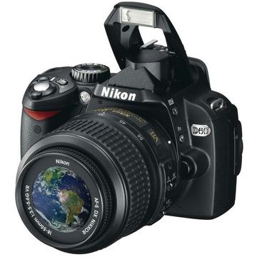 Nikon D60 Kit 18-55mm VR