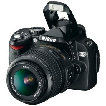 Nikon D60 Kit 18-55mm DXII