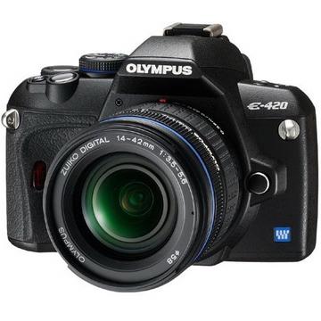 Olympus E-420 Komachi Kit