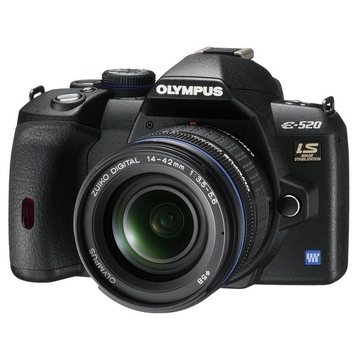 Olympus E-520 Kit 14-42mm EZ
