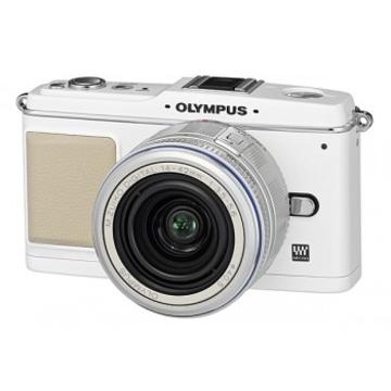 Olympus E-P1 Kit 14-42mm White Silver