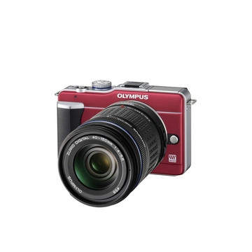 Olympus E-PL1 Kit 14-42mm Red