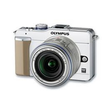 Olympus E-PL1 Kit 14-42mm White