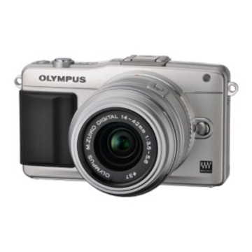 Olympus E-PM2 Silver Kit 14-42mm Silver