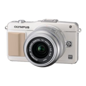 Olympus E-PM2 White Kit 14-42mm Silver