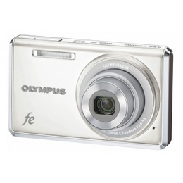 "Olympus FE-4030 White (14Mp, 4(4)xZoom, 2,7"", Li-42B)"