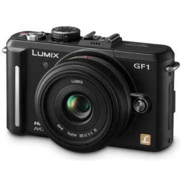 Panasonic DMC-GF1 Kit 20mm Black