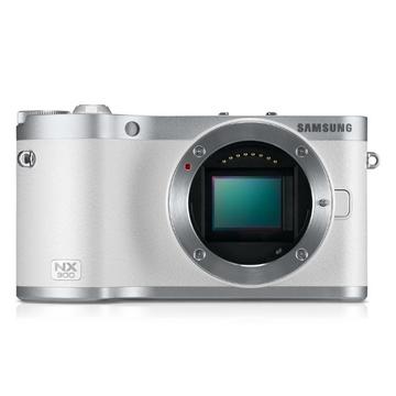 Samsung NX300 Body White