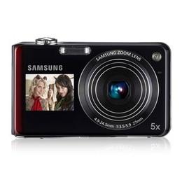 "Компактный фотоаппарат Samsung PL150 Red (14Mp, 1/2.3"" 5x 3""+1.5"" LCD, SDHC, 720p)"