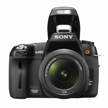 Sony DSLR-A450 Kit 50mm F1.4