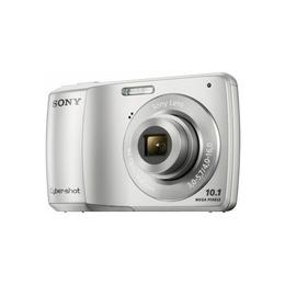 """Фотокамера цифровая Sony S3000 Silver (10Mp, 4x/8x, SteadyShot, 2.7""""""""LCD, MSDuo/MSPRODuo/SD, 2xAA)"""