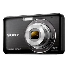 "Фотокамера цифровая Sony W310 Black (12.1Mp, 4x/8x, 28mm Wide, 2.7"" LCD, ISO3200)"