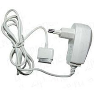 Зарядное устройство белый (для iPhone 3/4GS, iPod 3/4)