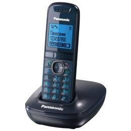 DECT-телефон Panasonic KX-TG5511RUC Metallic Blue