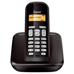 DECT-телефон Siemens AS300 Glossy Black