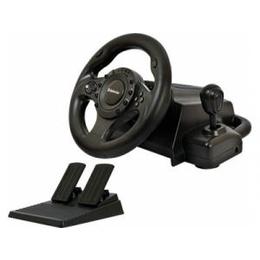 Руль игровой Defender Forsage Drift GT (USB, 12 кнопок, рычаг коробки передач, PS2/PS3, USB 2.0/3.0, PS GamePort, 64370)