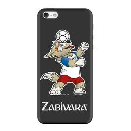 Чехол Deppa FIFA Zabivaka 103850 Black (для iPhone 5/5S)