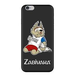 Чехол Deppa FIFA Zabivaka 103876 Black (для iPhone 6/6S)