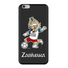 Чехол Deppa FIFA Zabivaka 104193 Black (для iPhone 6 Plus/6S Plus)