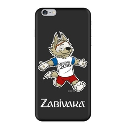 Чехол Deppa FIFA Zabivaka 104195 Black (для iPhone 6 Plus/6S Plus)