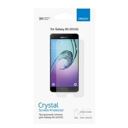 Пленка защитная Deppa 61405 (для Samsung A510 Galaxy A5 2016, прозрачная)
