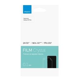 Пленка защитная Deppa 61448 (для задней панели Samsung G955 Galaxy S8+, прозрачная)