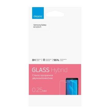 Стекло защитное Deppa 62293 (для Samsung SM-A320 Galaxy A3 2017)