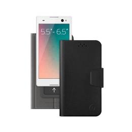 "Чехол Deppa Wallet Slide 84050 Black (для смартфонов 5,5"" - 6,5"")"