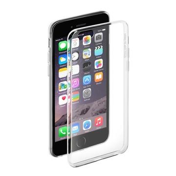 Чехол Deppa Gel Case 85202 Clear (для iPhone 6, пленка в комплекте)