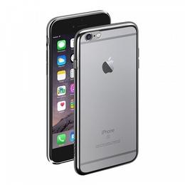 Чехол Deppa Gel Plus 85211 Black (для iPhone 6/6S, пленка в комплекте)