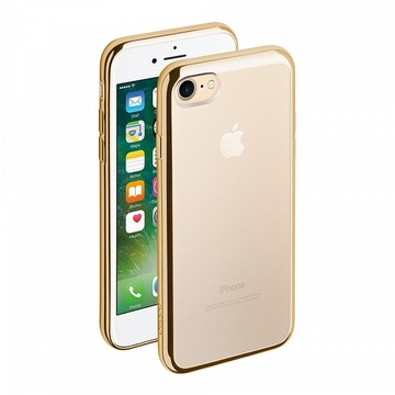 Чехол Deppa Gel Case 85256 Gold (для iPhone 7)