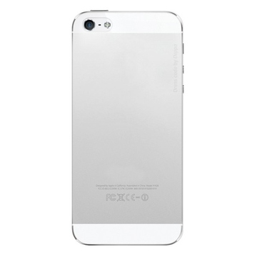 Чехол Deppa Sky Case 86001 White (для iPhone 5, пленка в комплекте)