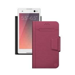 "Чехол Deppa Wallet Fold 87013 Red (для смартфонов 5,5"" - 6,5"")"