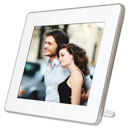 "Rekam DejaView HD840 White (8"""", 800x600, USB, часы, клендарь, будильник, пульт ду)"