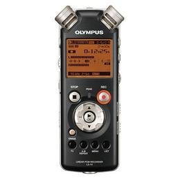 Olympus LS-10 (линейная PCM-запись, 2GB, MicroSDCH до 8GB)