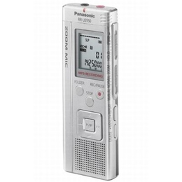 Panasonic RR-US550 Silver (512MB)