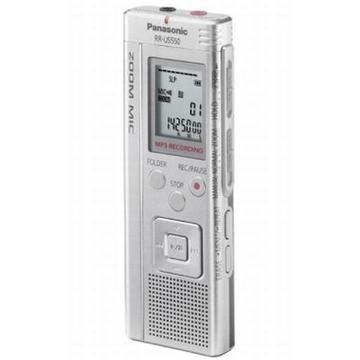 Panasonic RR-US550 Silver (512MB)