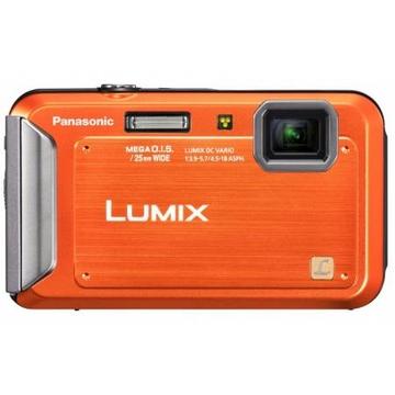 Panasonic DMC-FT20 Orange