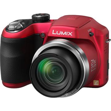 Panasonic DMC-LZ20 Red