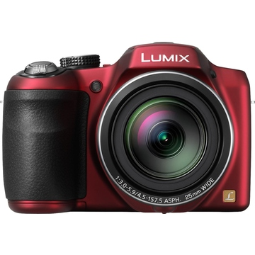 Panasonic DMC-LZ30 Red