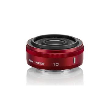 Nikon 10mm F/2.8 Nikkor Red