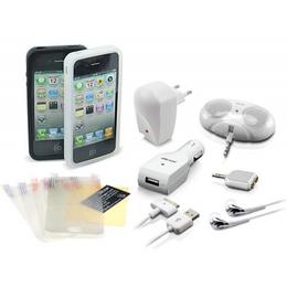 Комплект белый (14 в 1, для iPhone 3G/3GS/iPod, DPA067C-W)