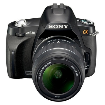 Sony DSLR-A230L Kit 18-55mm