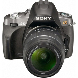 Sony DSLR-A380L Kit 18-55mm
