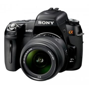 Sony DSLR-A450L Kit 18-55mm