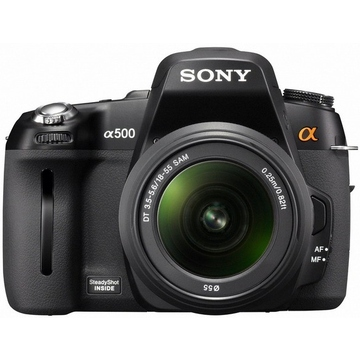 Sony DSLR-A500L Kit 18-55mm
