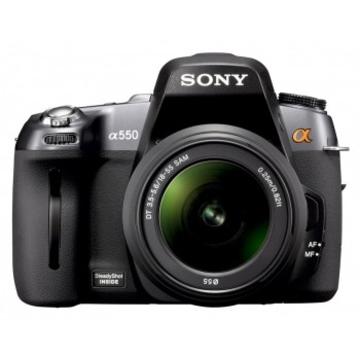 Sony DSLR-A550L Kit 18-55mm