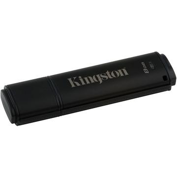 Флешка USB 3.0 Kingston Data Traveler 4000G2 8 GB