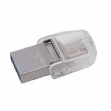 Флешка USB 3.0 Kingston Data Traveler microDuo 3C 32Гб